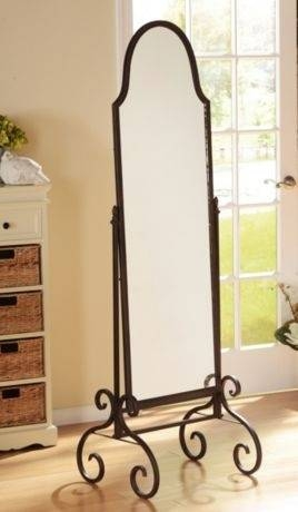 75 Best Espejos Images On Pinterest | Wrought Iron, Irons And Mirrors In Wrought Iron Full Length Mirrors (#3 of 20)