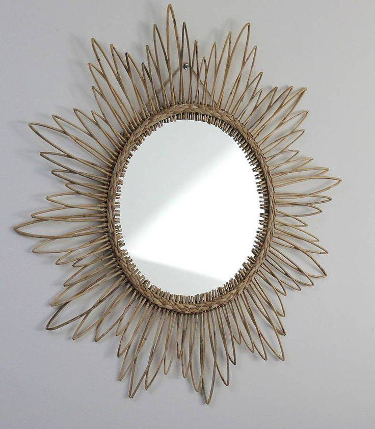 75 Best Rustic Funky Mirrors Images On Pinterest | Funky Mirrors Pertaining To Funky Wall Mirrors (#10 of 30)