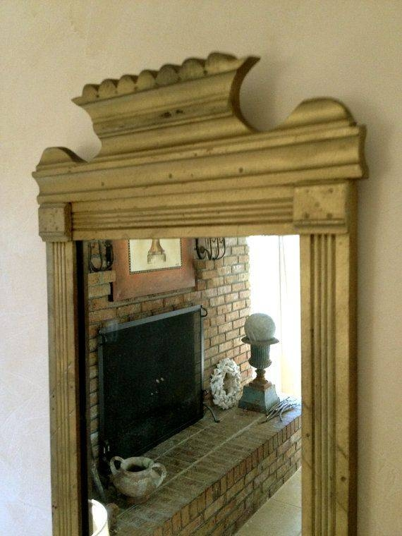 77 Best Antique Mirrors Images On Pinterest | Antique Mirrors With Antique Oak Mirrors (#4 of 20)