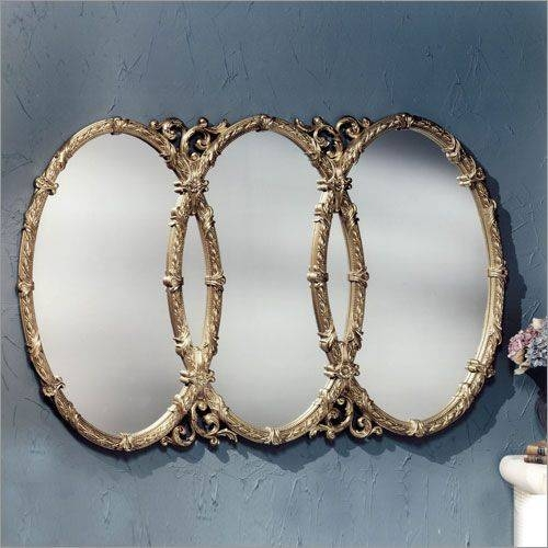 77 Best Vintage Mirrors Images On Pinterest   Mirror Mirror Intended For Buy Vintage Mirrors (View 15 of 20)