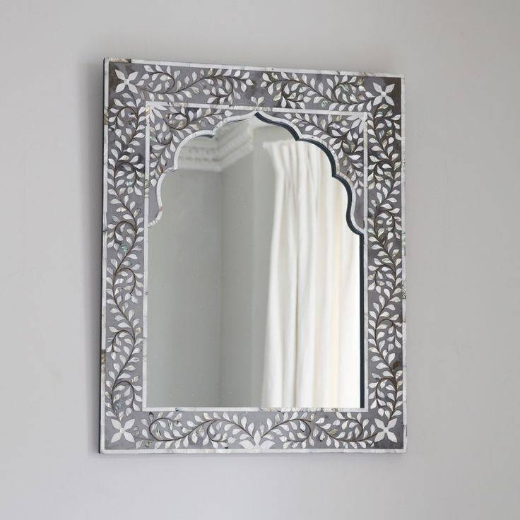 8 Best Mirror Mirror On The Wall  Images On Pinterest | Mirror Within Mother Of Pearl Wall Mirrors (#9 of 30)