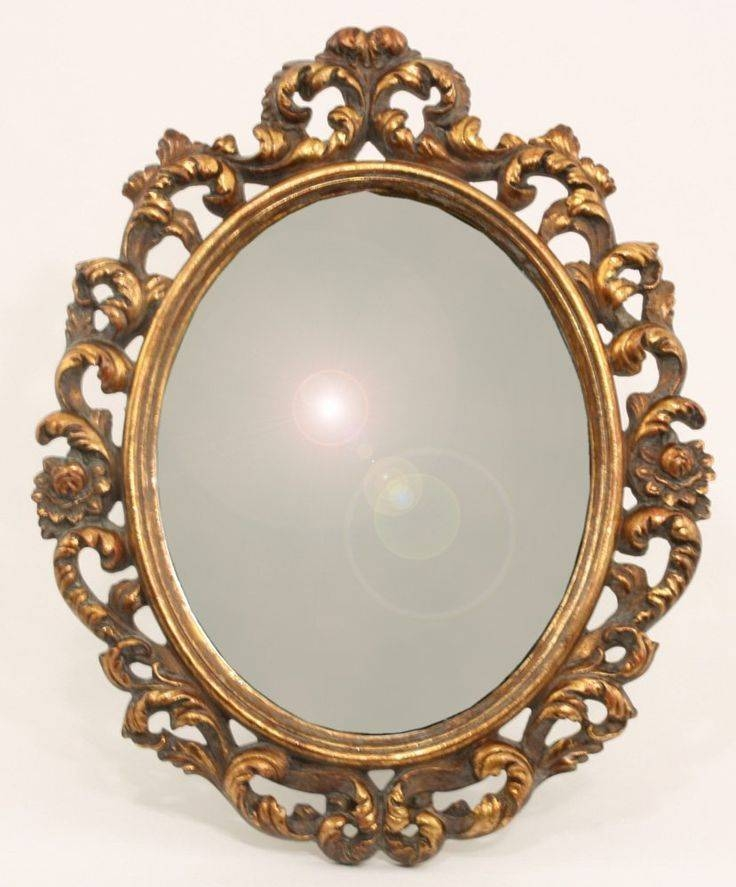 81 Best Mirrors Images On Pinterest | Mirror Mirror, Architecture In Vintage Looking Mirrors (View 20 of 20)