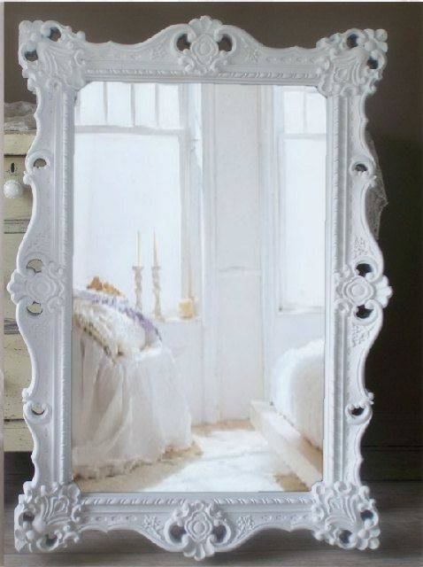 83 Best French Country Cottage Mirrors Images On Pinterest Within Shabby Chic Bathroom Mirrors (#4 of 30)