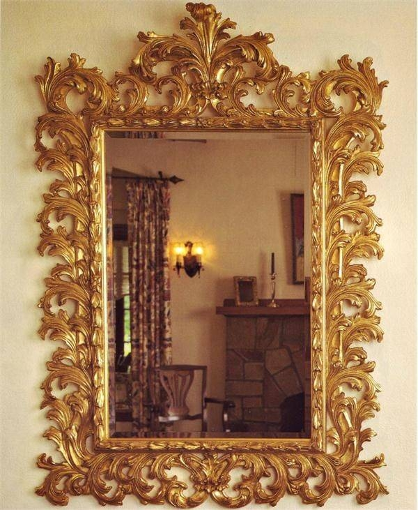 83 Best Mirror, Mirror Get On My Wall! Images On Pinterest Regarding Baroque Mirrors (#10 of 20)