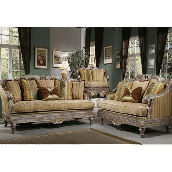 Popular Photo of Upholstery Fabric Sofas