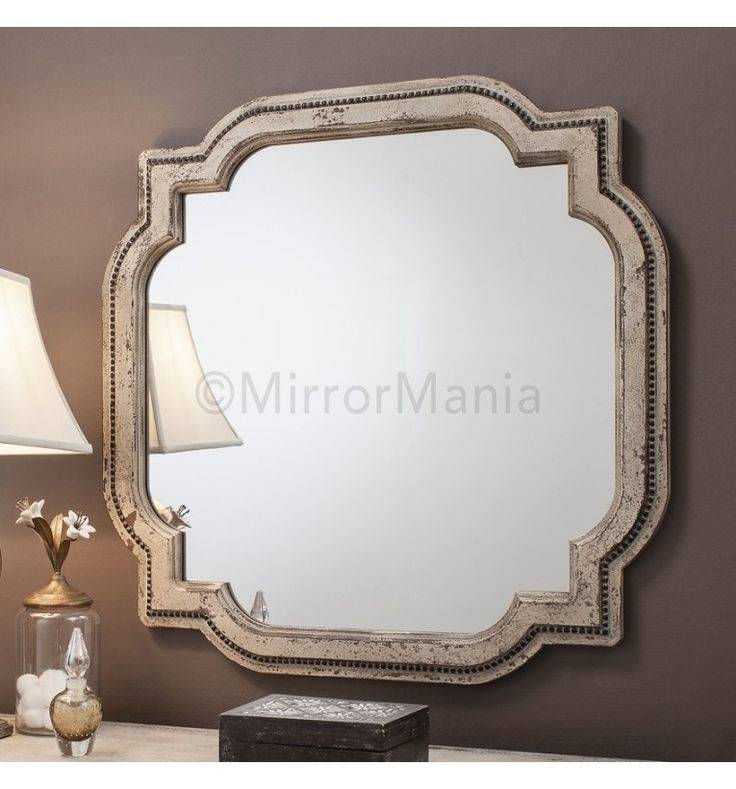 85 Best Our Modern Mirrors Collection Images On Pinterest | Modern Pertaining To Vintage Wall Mirrors (#2 of 20)