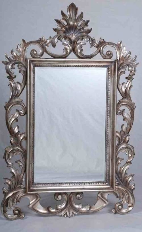 87 Best I Love Mirrors! Images On Pinterest | Mirror Mirror Within Cheap Ornate Mirrors (#9 of 30)