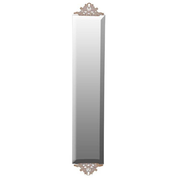 87 Best Mirrors Images On Pinterest   Coaches, Mirror Walls And In Slim Wall Mirrors (View 9 of 30)