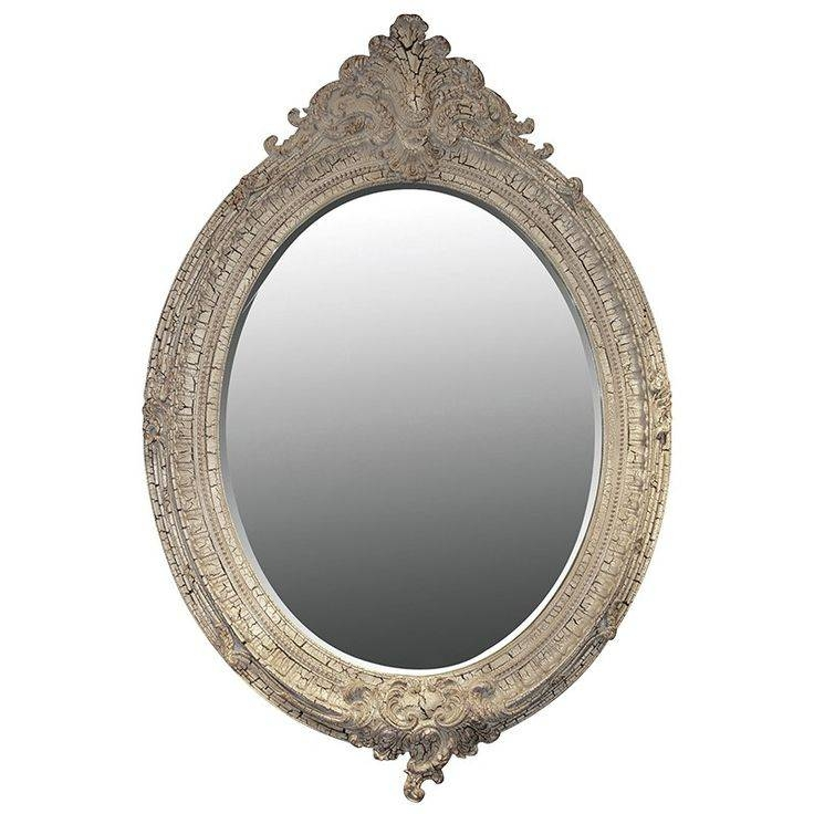 87 Best Mirrors Images On Pinterest | Coaches, Mirror Walls And Pertaining To French Oval Mirrors (#6 of 30)