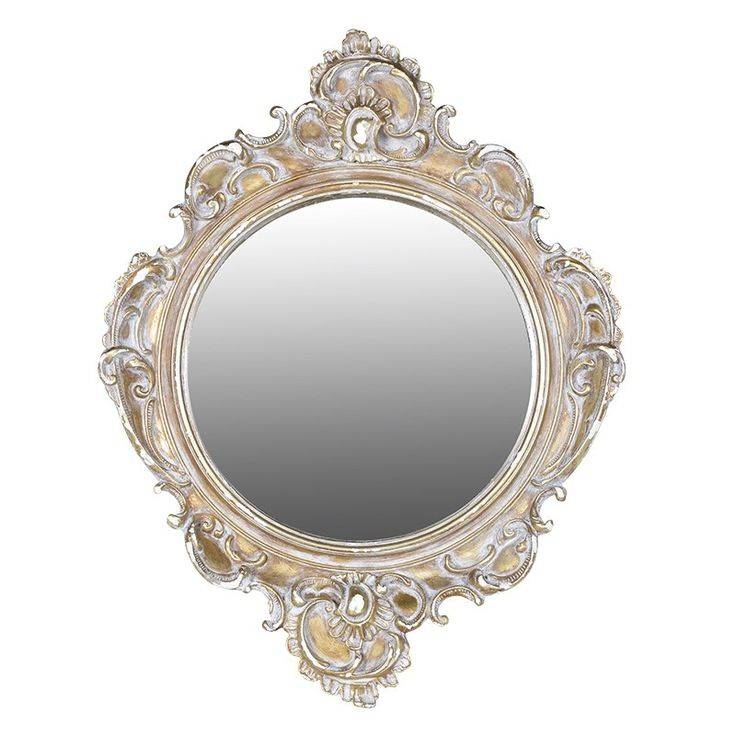87 Best Mirrors Images On Pinterest | Coaches, Mirror Walls And Pertaining To Small Gold Mirrors (View 18 of 20)