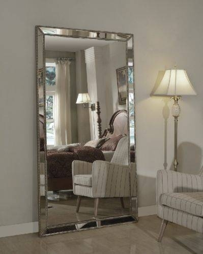 88 Best Floor Mirrors As Furnitures  Shine Mirrors Australia Intended For Large Floor Mirrors (#1 of 20)