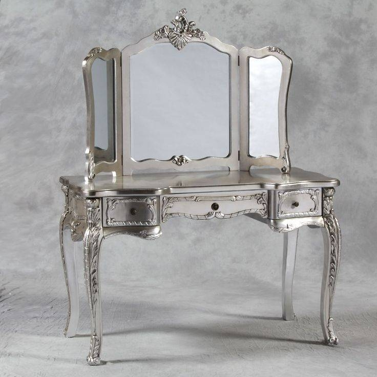 Inspiration about 9 Best Dressing Table Idea Images On Pinterest | French Style Within Cheap French Style Mirrors (#17 of 30)