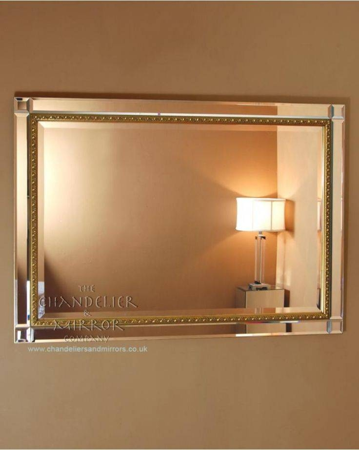 Inspiration about 9 Best Hall Mirrors Images On Pinterest | Hall Mirrors, Overmantle Throughout Landscape Wall Mirrors (#10 of 30)
