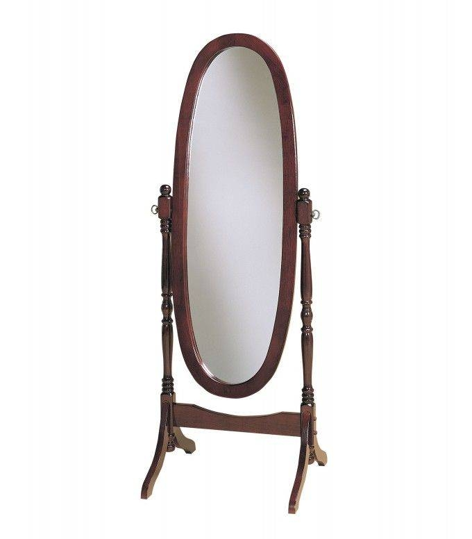 Inspiration about 9 Best Mirrors Images On Pinterest Pertaining To Vintage Free Standing Mirrors (#17 of 30)