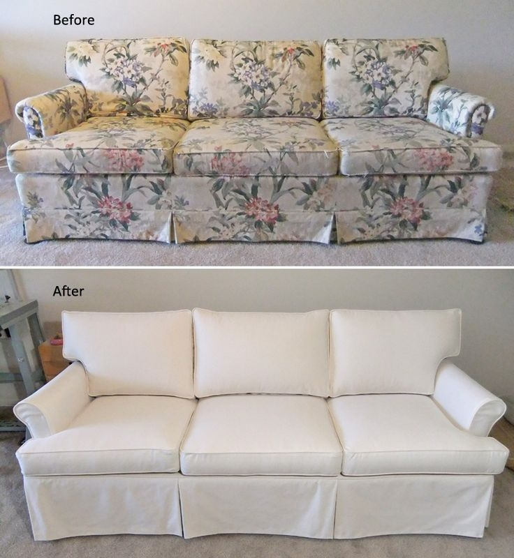 15 Best Collection Of Slipcovers For Sofas And Chairs