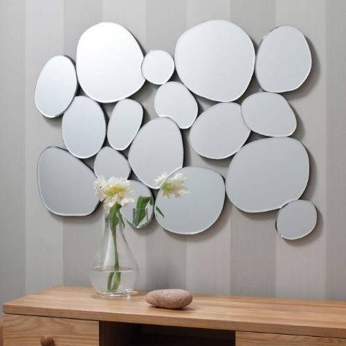 9 Unusual Bathroom Mirrors – Home Of Art Pertaining To Unusual Mirrors (View 11 of 20)