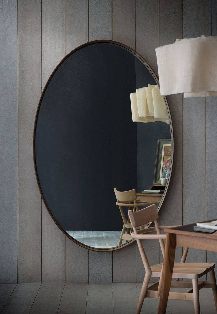 90 Best Mirrors Images On Pinterest | Mirror Mirror, Mirror And For Very Large Round Mirrors (#6 of 30)
