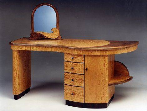 Inspiration about 92 Best Art Deco Dressing Table Images On Pinterest | Art Deco Within Art Nouveau Dressing Table Mirrors (#16 of 20)