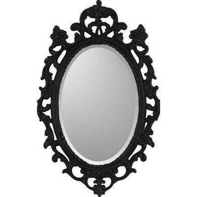 92 Best Mirrors Images On Pinterest | Ornate Mirror, Mirror For Black Vintage Mirrors (#11 of 30)