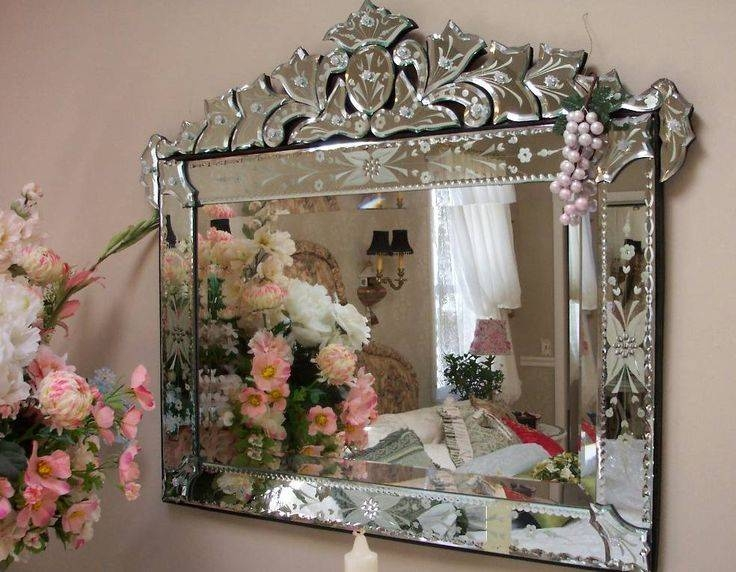 92 Best Venetian Mirrors Images On Pinterest | Venetian Mirrors Intended For Large Venetian Wall Mirrors (#5 of 20)
