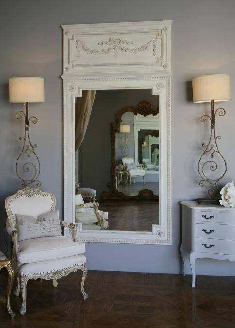 Inspiration about 97 Best Mirrors Images On Pinterest | Mirror Mirror, Mirrors And Home Intended For Reproduction Mirrors (#11 of 20)