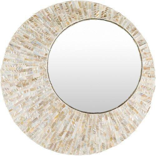 Inspiration about 98 Best Mirrors For Beach Homes Images On Pinterest | Framed Within Mother Of Pearl Wall Mirrors (#12 of 30)