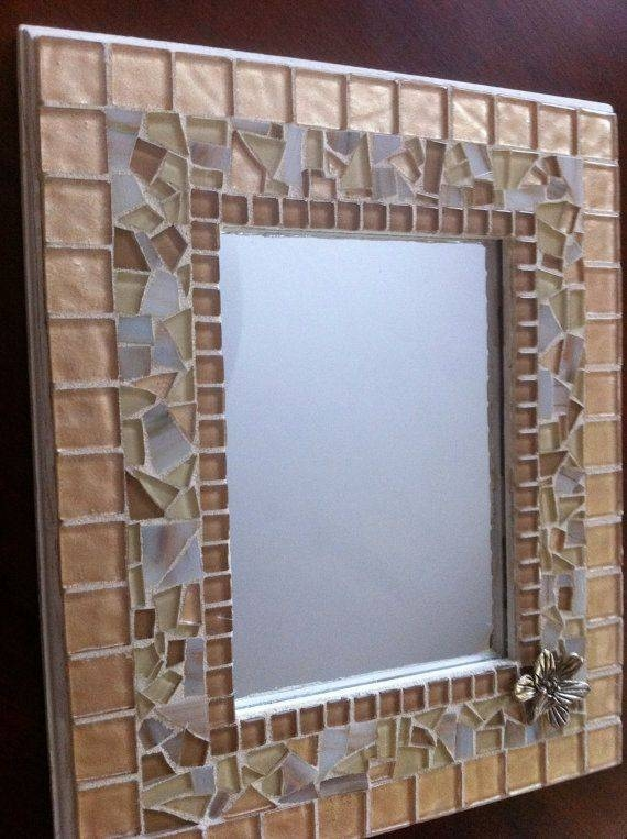 Inspiration about 99 Best Mirrors Images On Pinterest | Mirror Mirror, Mirror And Regarding Bronze Mosaic Mirrors (#22 of 30)