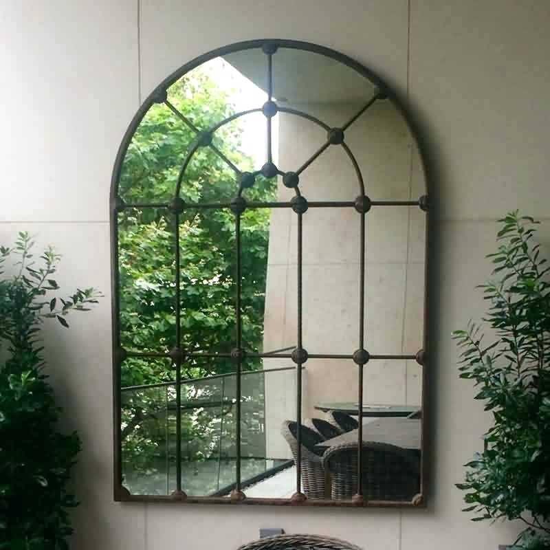 A Outdoor Mirrors Sg 1Outdoor Garden Wall Australia – Shopwiz In Large Garden Mirrors (#14 of 30)