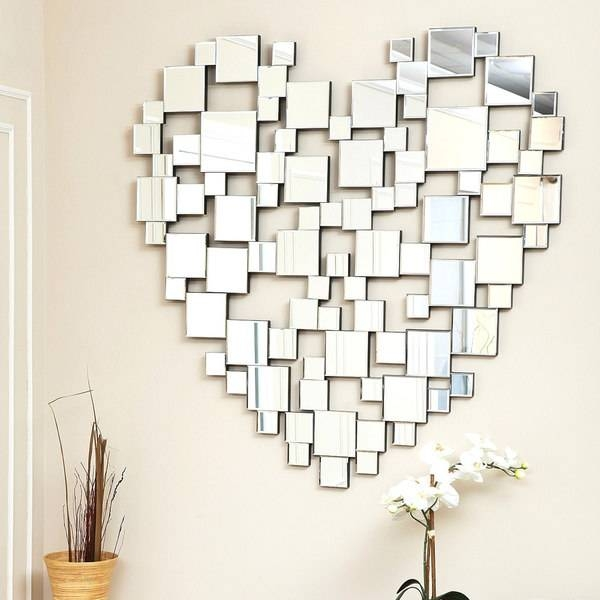 Abbyson Heart Shaped Wall Mirror – Free Shipping Today – Overstock For Heart Shaped Mirrors For Wall (#5 of 20)