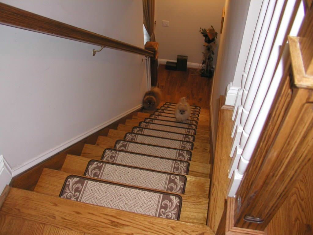 Accessories Carpet Stair Treads For Flooring Accessories Stairs With Stair Treads Landing Rug (#1 of 20)
