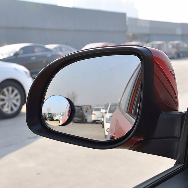 Aliexpress : Buy Auto 360 Wide Angle Round Convex Mirror Car Throughout Buy Convex Mirrors (#8 of 30)