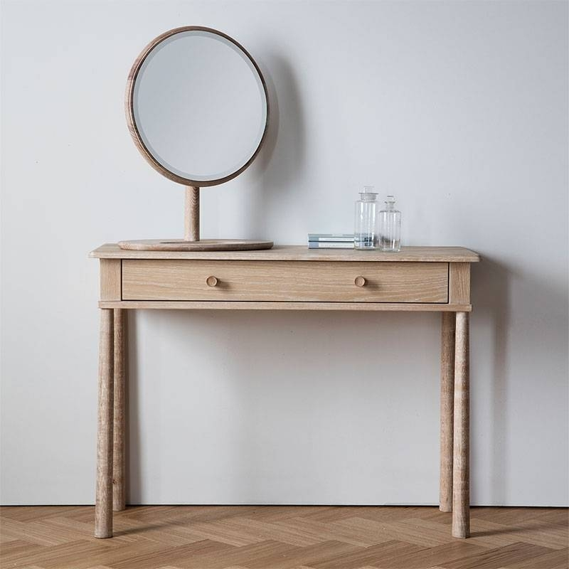 Allure Leaner Mirrornuastyle | Dressing Table Mirror Regarding Mirrors On Stand For Dressing Table (#5 of 30)