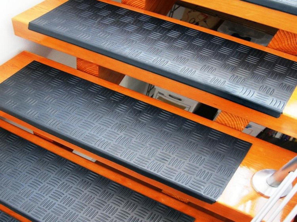 Aluminum Indoor Stair Treads Electrical Indoor Stair Treads In Decorative Indoor Stair Treads (#2 of 20)