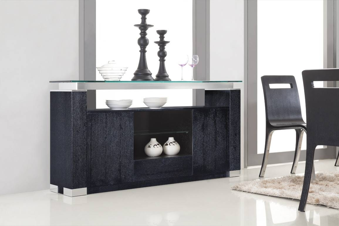 Viewing Photos of Glass Sideboards for Dining Room (Showing 4 of 20 ...