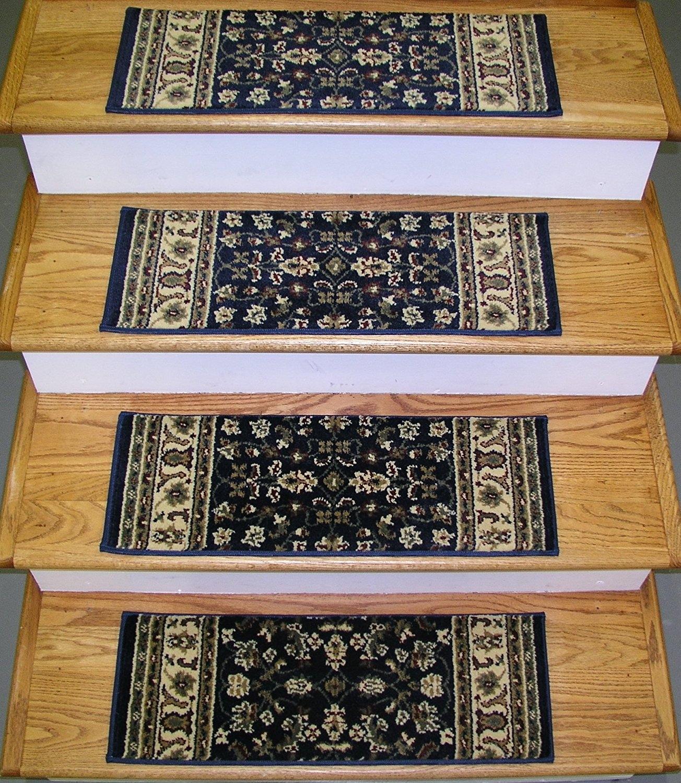 Amazon 148712 Rug Depot Premium Carpet Stair Runner Treads Intended For Oriental Rug Stair Treads (#2 of 20)