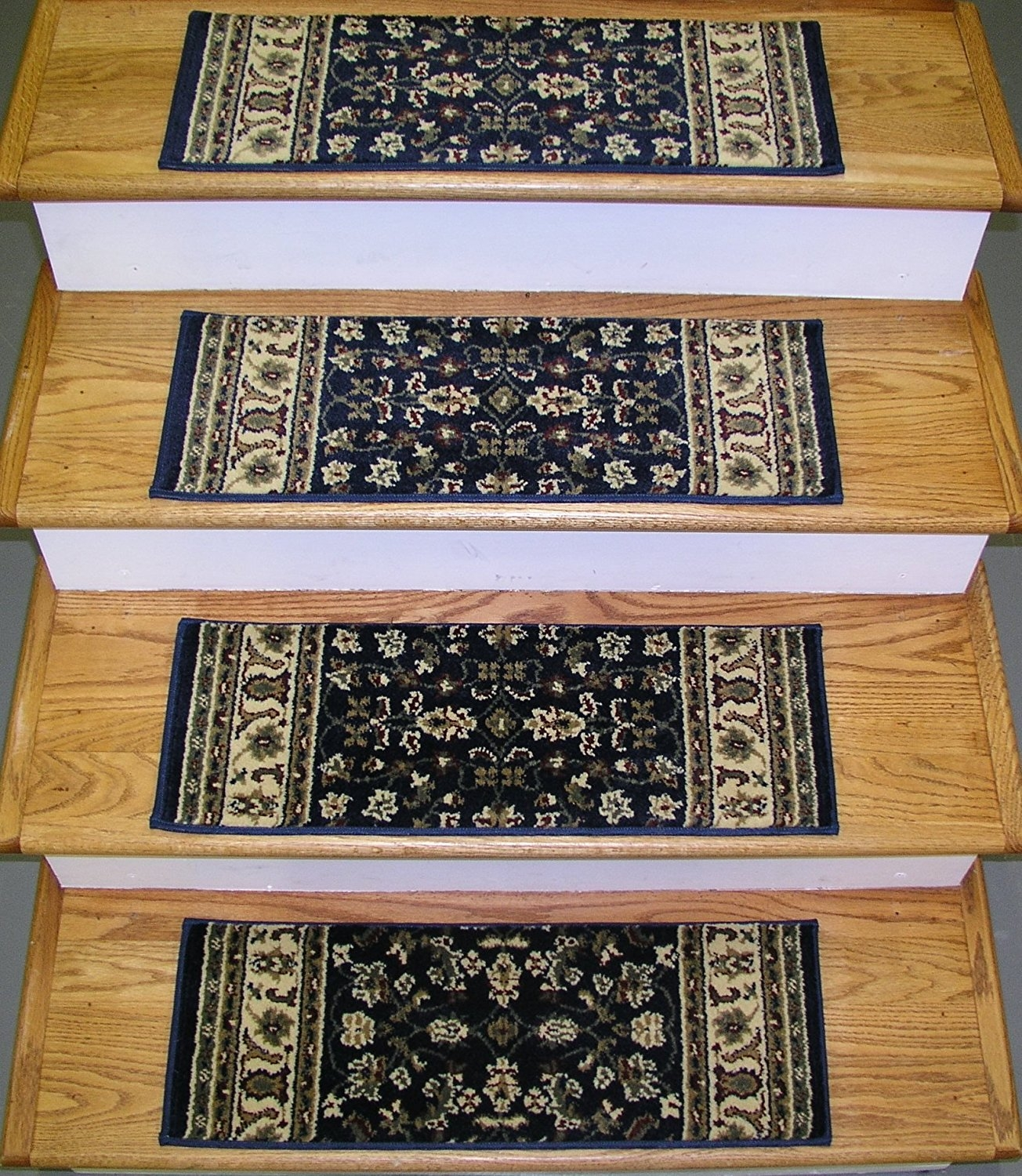 Amazon 148712 Rug Depot Premium Carpet Stair Runner Treads With Carpet Stair Treads And Rugs 9× (View 18 of 20)