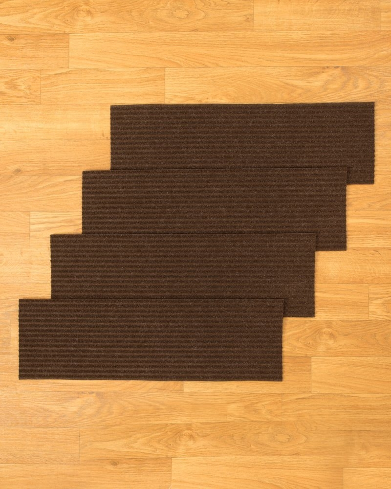 Amazon Naturalarearugs Halton Polyester Carpet Stair Treads Throughout Carpet Stair Treads And Rugs 9× (View 12 of 20)