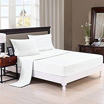 Inspiration about Amazon Queen Sleeper Sofa Bed Sheet Set Taupe 100 Cotton In Queen Size Sofa Bed Sheets (#6 of 15)