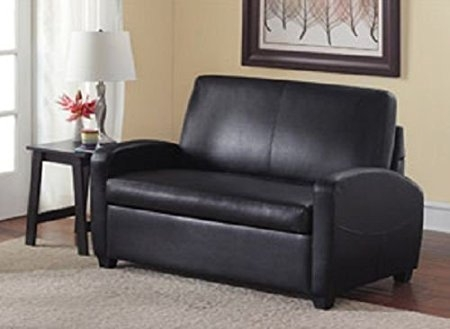 Amazon Sofa Sleeper Convertible Couch Loveseat Chair Recliner Pertaining To Mini Sofa Sleepers (#2 of 15)