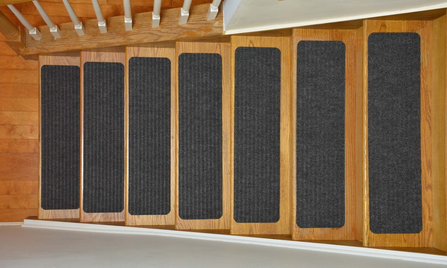 Amazon Stair Treads Collection Indoor Skid Slip Resistant With Skid  Resistant Stair Treads (#4