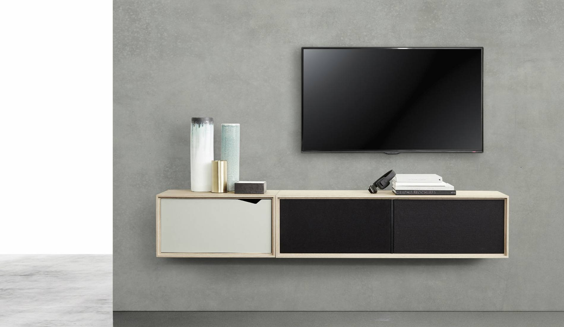 Andersen S2 Tv Sideboard | Dopo Domani With Sideboard Tv (#2 of 20)