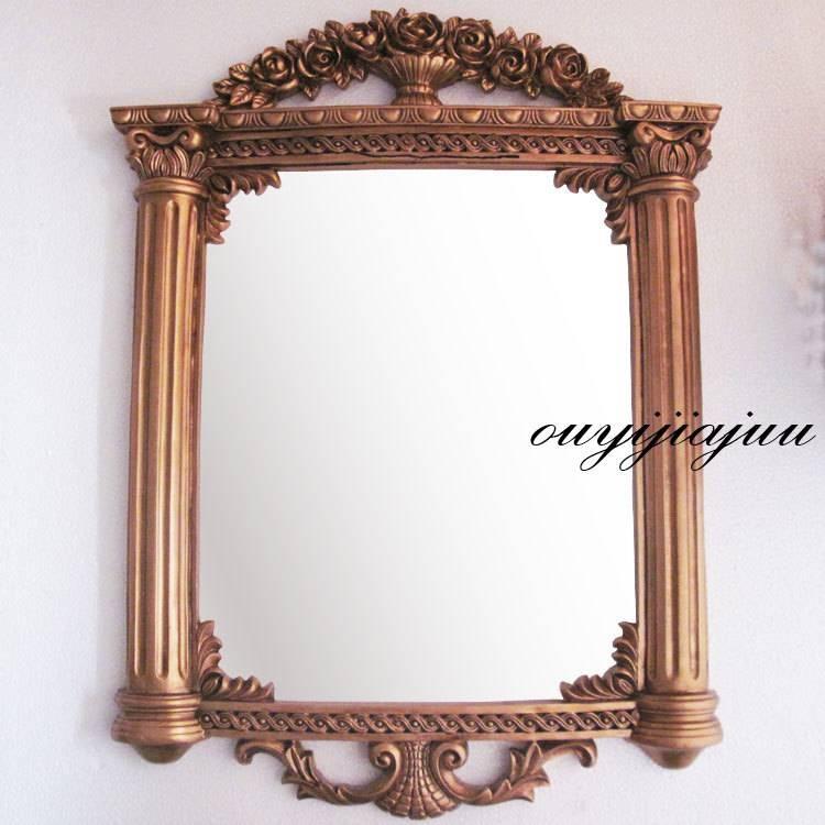 Antique Bathroom Mirrors (#2 of 20)