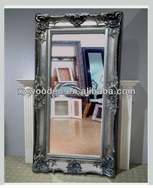 Antique Free Standing Mirror – Probrains Regarding Vintage Standing Mirrors (View 30 of 30)