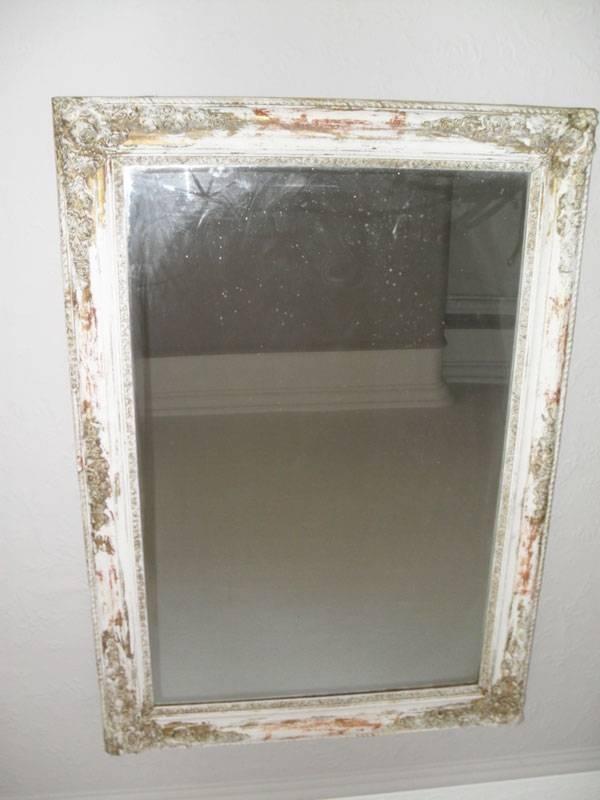 Antique French Mirror Landscape Or Portrait – Antique Antique With Regard To Antique French Mirrors (View 11 of 20)