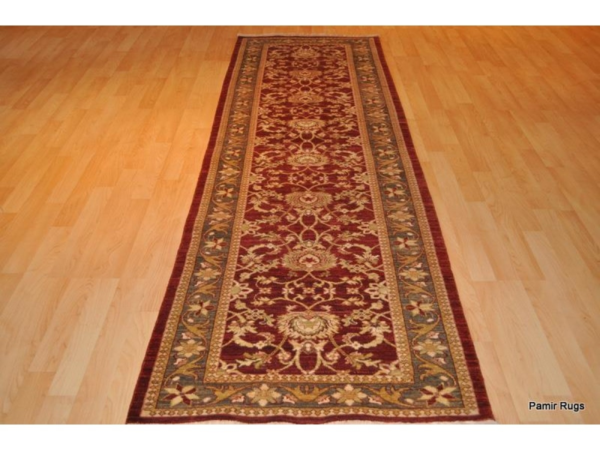 Antique Hall Runners Runner Rugs Elegantorientalrugs Intended For Red Hallway Runners (View 8 of 20)
