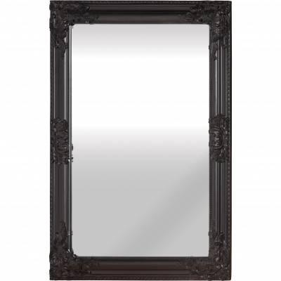 Antique Mirror (Black) Throughout Black Antique Mirrors (#11 of 30)