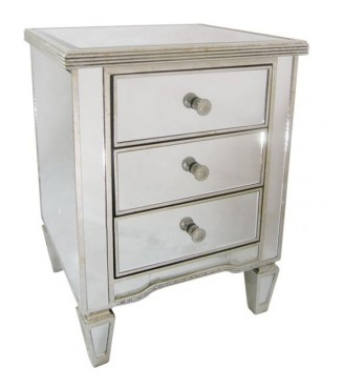 Antique Mirror Furniture Blog – Vavoom Emporium Throughout Bedside Tables Antique Mirrors (View 7 of 20)