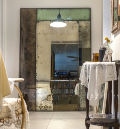 Antique Mirrors – All Purpose Glazing Throughout Large Old Mirrors (View 8 of 30)