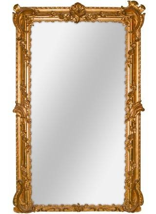 Antique Mirrors, French Mirrors And Antique Giltwood Mirror Regarding Antique Gilded Mirrors (View 12 of 20)