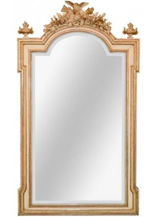 Antique Mirrors, French Mirrors And Antique Giltwood Mirror Throughout French Gilt Mirrors (View 13 of 30)
